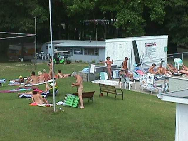 Cheery lane nudist camp